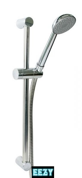 Elegant EEZY Budget chrome shower riser kit
