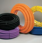 110mm x 50M length ducting - protect cabling RC110x50