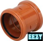Marley Straight Coupling 110mm UE407 Polypropylene ring seal